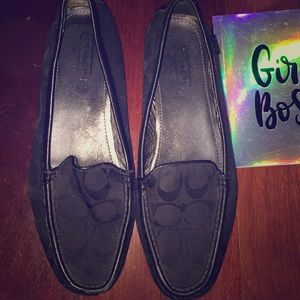 Coach slip-on loafers